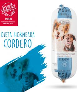 Dieta con ingredientes seleccionados para el tratamiento de mascotas con intolerancia alimentaria o alergias