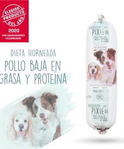 Dieta que contribuye a un óptimo funcionamiento hepático diseñada para mascotas con alteraciones en el hígado